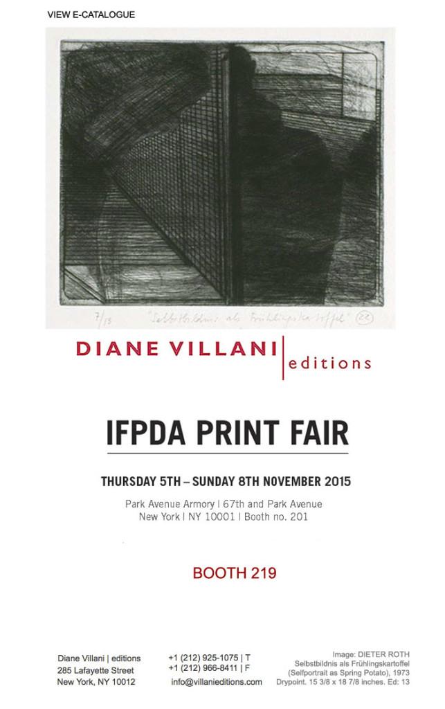 IFPDA Fair 2015